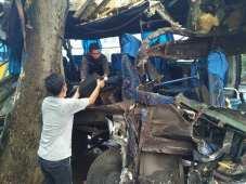 Kecelakaan Bus Doa Ibu Ciamis (2)