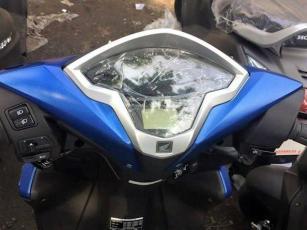 spyshoot PCX 150 Lokal Honda Grazia India (3)