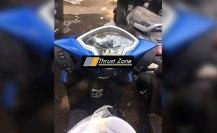 spyshoot PCX 150 Lokal Honda Grazia India (5)