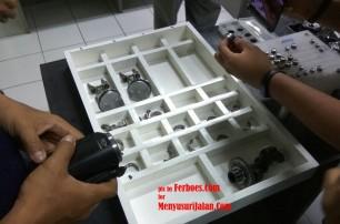 Wordkshop technologi CBR240RR Mesin CBR Dibongkar (4)
