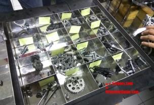Wordkshop technologi CBR240RR Mesin CBR Dibongkar (7)