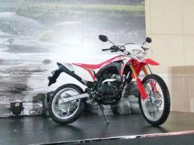 Launching CRF150L (6)
