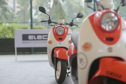 Sepeda Motor Listrik Yamaha (9)