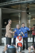 Sepeda Motor Listrik Yamaha