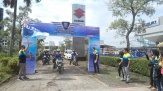 Suzuki Bike Meet Batam - Pelepasan city touring oleh Bpk Yohan Yahya