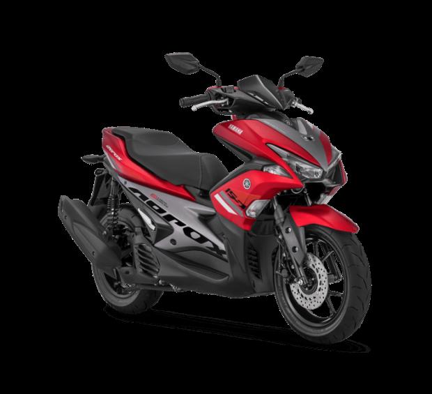 Aerox-155VVA-Matte-Red-2017