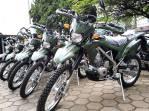 Kawasaki KLX 150 TNI