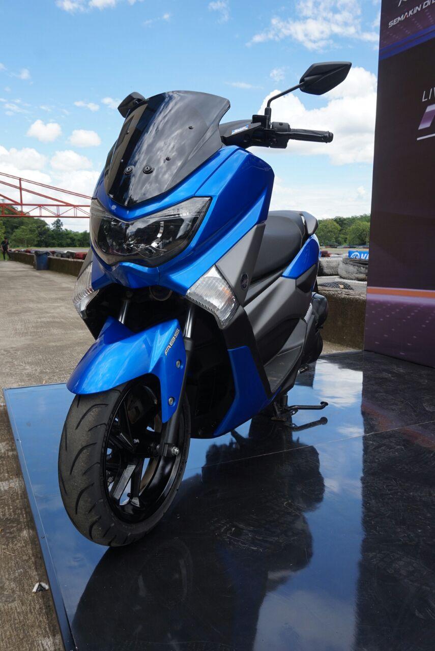 Yamaha Luncurkan Nmax 155 Baru 2018 Hadir Dengan 4 Pilihan Warna