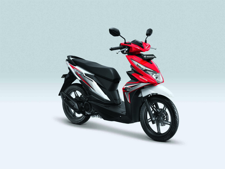 Awali Tahun 2018 Honda Segarkan Tampilan New Honda BeAT ESP Dan New