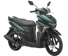 All New Soul GT Standar Tough Green