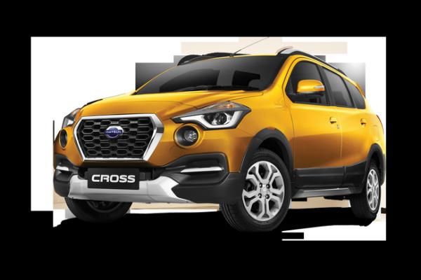 Datsun Go Cross Resmi Diluncurkan, Harga Hanya 163 jutaan ...