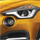 Datsun go cross fitur