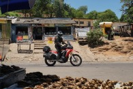 Wheel Story # 5 Mario Iroth CRF 250 Rally Zambia (3)