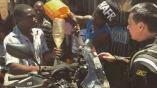 Wheel Story # 5 Mario Iroth CRF 250 Rally Zambia (8)