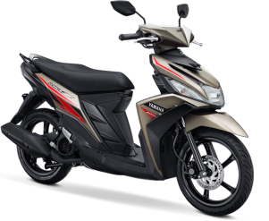 Yamaha Mio Z Spesial Gold 2018