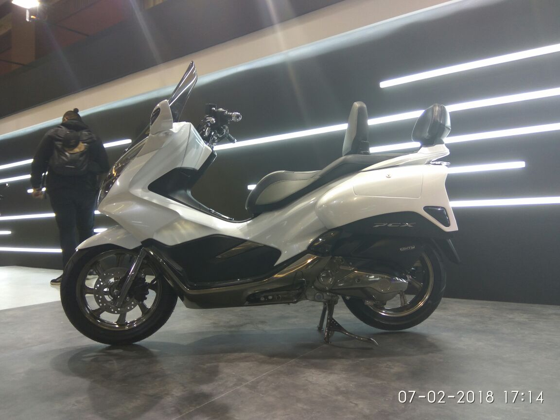 Honda PCX 150 2018 Launching 13 MenyusuriJalanCom