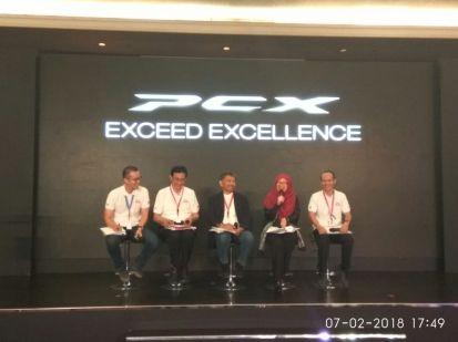 Honda PCX 150 2018 launching (9)
