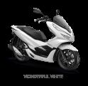 Honda PCX 150 2018 Wonderful White putih