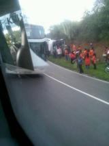 Kecelakaan tanjakan emen bus tangerang 10 Februari 2018 (2)