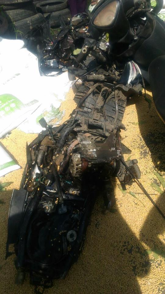 Kecelakaan Truk Karambol Brebes Paguyangan 20 Maret 2018 (2)