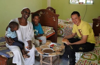 Wheel Story season 5 mario iroth lilis handayani afrika crf250rally sudan (10)