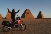 Wheel Story season 5 mario iroth lilis handayani afrika crf250rally sudan (2)