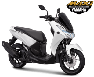Yamaha Lexi White