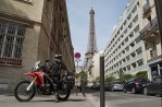 Wheel Story Perancis, Mario Iroth Lilis Handayani, Afrika season 5