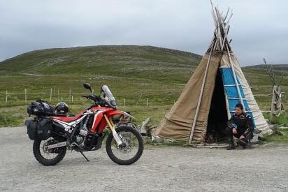 wheel Story season 5 afrika, eropa mario iroth lilis handayani nordkapp norwegia (11)