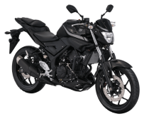 Yamaha MT 25 Warna Black Metallic2018
