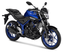 Yamaha MT 25 Warna Blue Metallic 2018