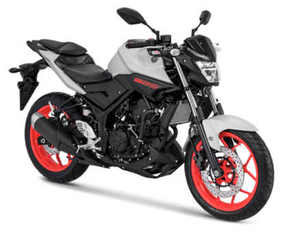 Yamaha MT 25 Warna Matte Grey 2018