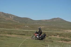 Wheel Story Season 5 Mario Iroth Afrika Mongolia