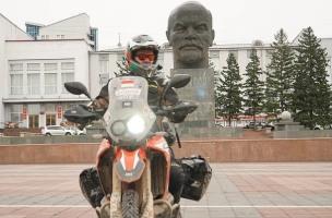 Wheel Story Trans Siberia, Mario Iroth Lilis Handayani season 5 afrika (5)