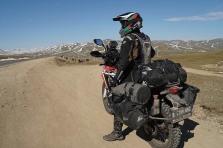 Mario Iroth Lilis Handayani, Wheel Story Honda CRF250 Rally 2018 Trans Siberia (3)