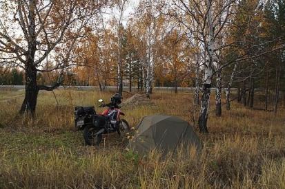Mario Iroth Lilis Handayani, Wheel Story Honda CRF250 Rally 2018 Trans Siberia (4)