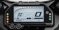 panel speedometer r25