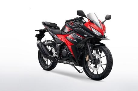 warna baru dan harga all new cbr 150 r 2018 victory black red