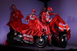 launching livery ducati mission winnow motogp 2019