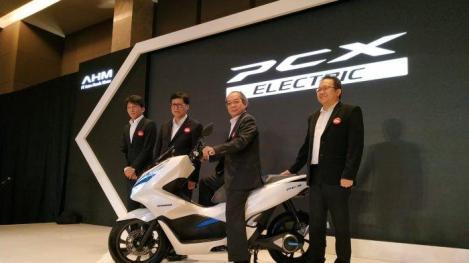 pcx-electric