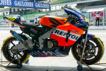 Honda Repsol Team 2001