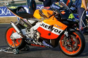 Honda Repsol Team 2002