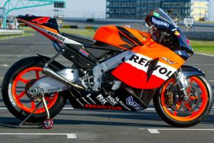 Honda Repsol Team 2004