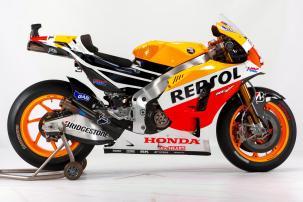 Honda Repsol team 2014