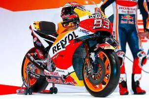 Honda Repsol Team 2019