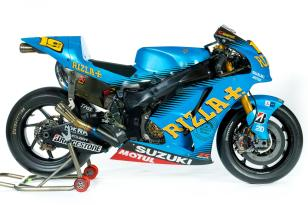 Livery Suzuki 2011