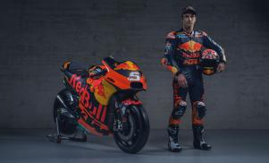 Livery Tim Red Bull KTM 2019