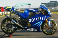Livery Tim Yamaha MotoGP 2004
