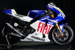 Livery Tim Yamaha MotoGP 2009