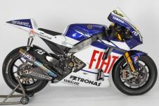 Livery Tim Yamaha MotoGP 2010